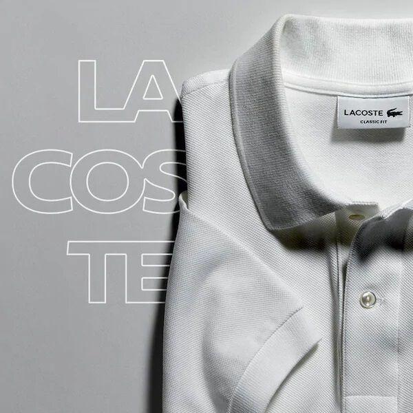 أحدث عروض الأزياء من Lacoste