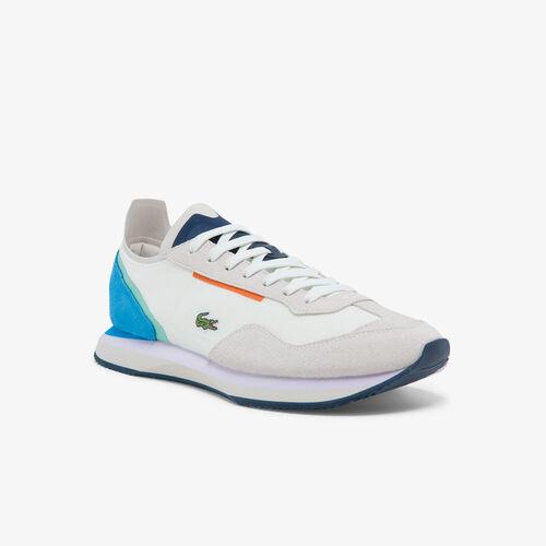 أحذية رياضية من نسيج ماتش بريك للرجال