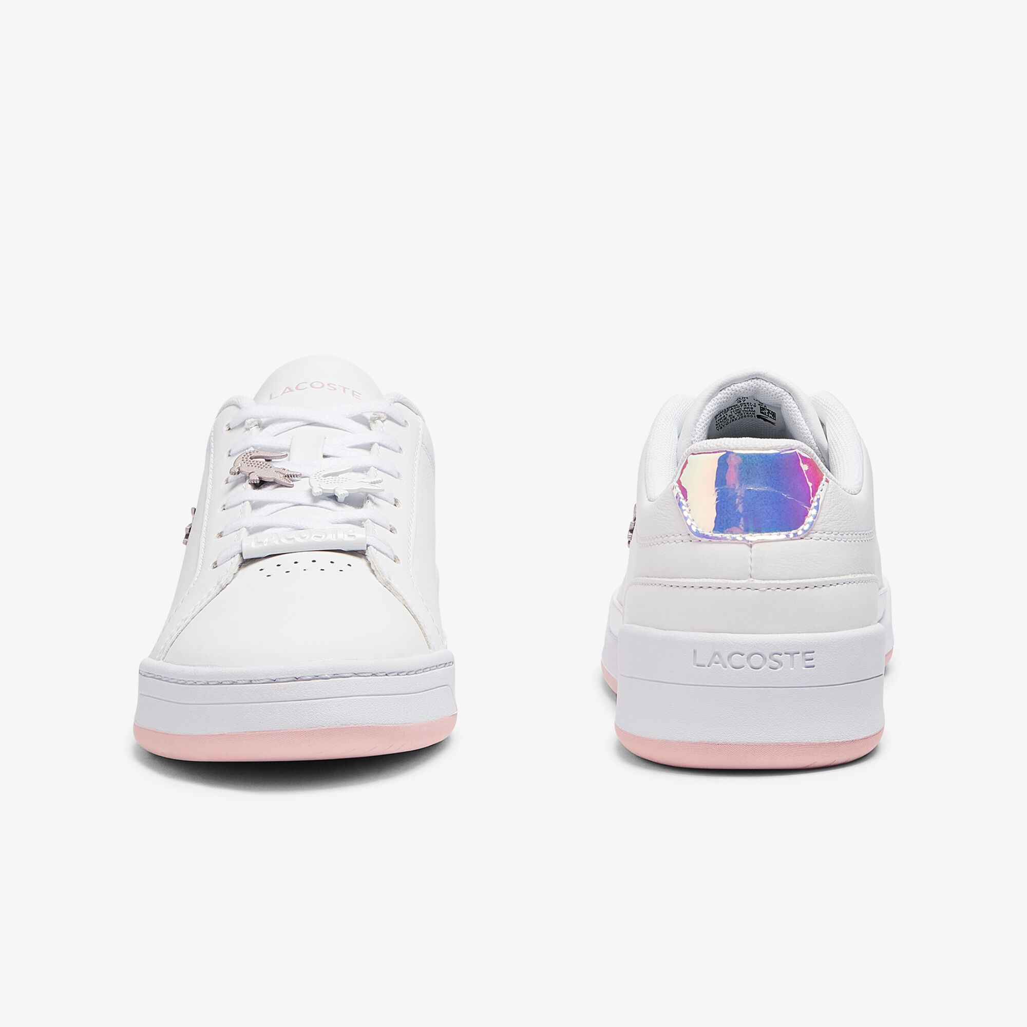 Women's Challenge Leather and Synthetic Sneakers