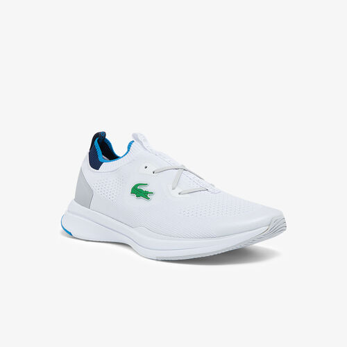 Men's Run Spin Knit Textile Sneakers