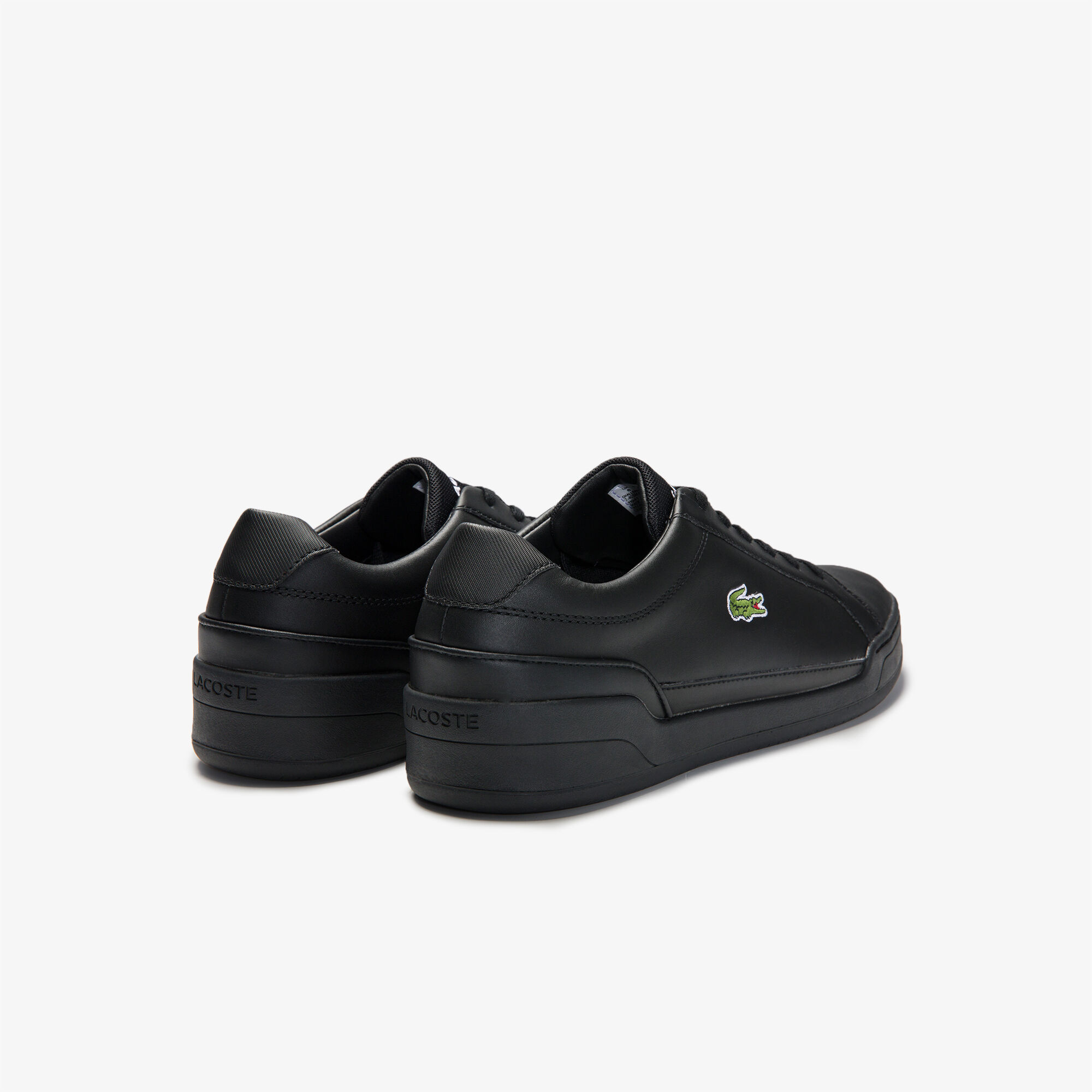 Men's Challenge Textured Leather Trainers