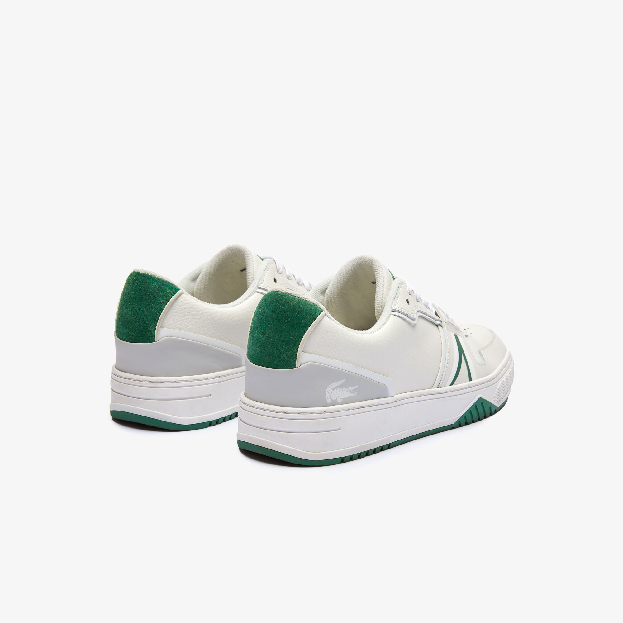 حذاء رياضي L001 من الجلد للرجال