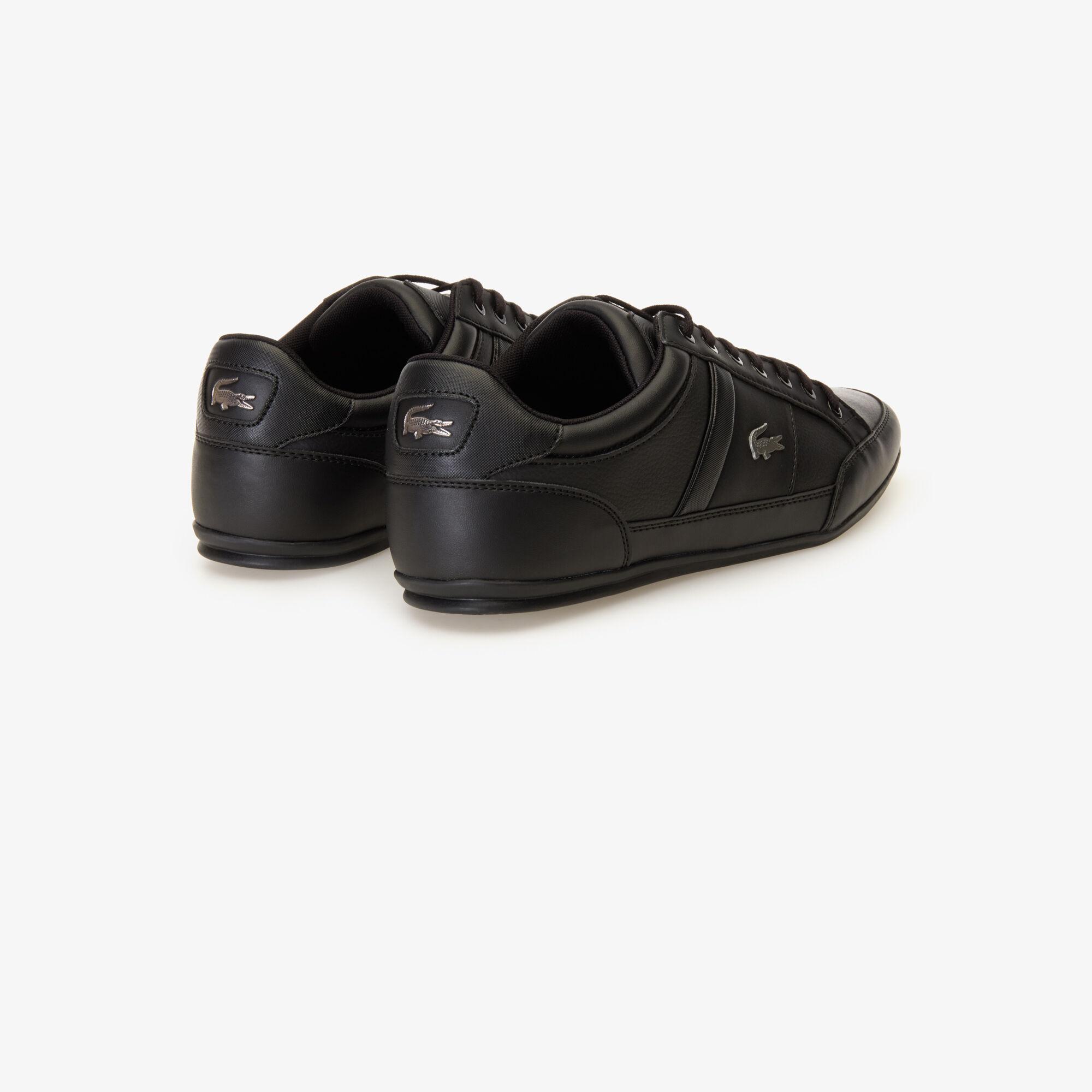 Men's Chaymon Nappa Leather Trainers