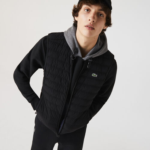 Men's Lightweight Foldable Water-resistant Puffer Coat