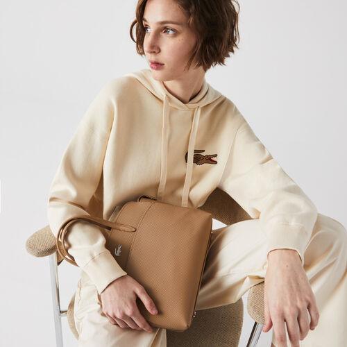 حقيبة يد وكتف جلد البيكيه مجموعة Chantaco للنساء