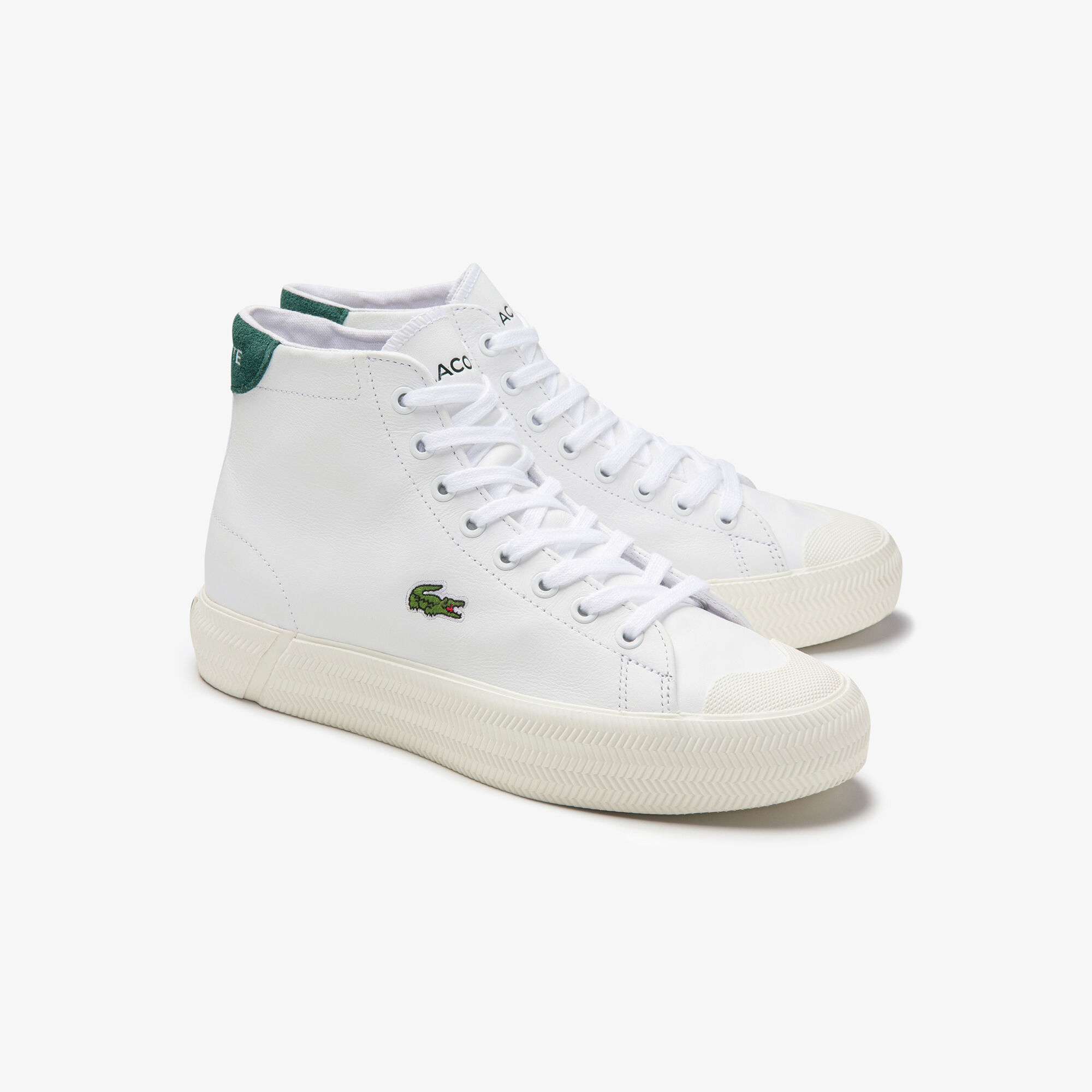 Men's Gripshot Bicolour Leather and Suede Sneakers