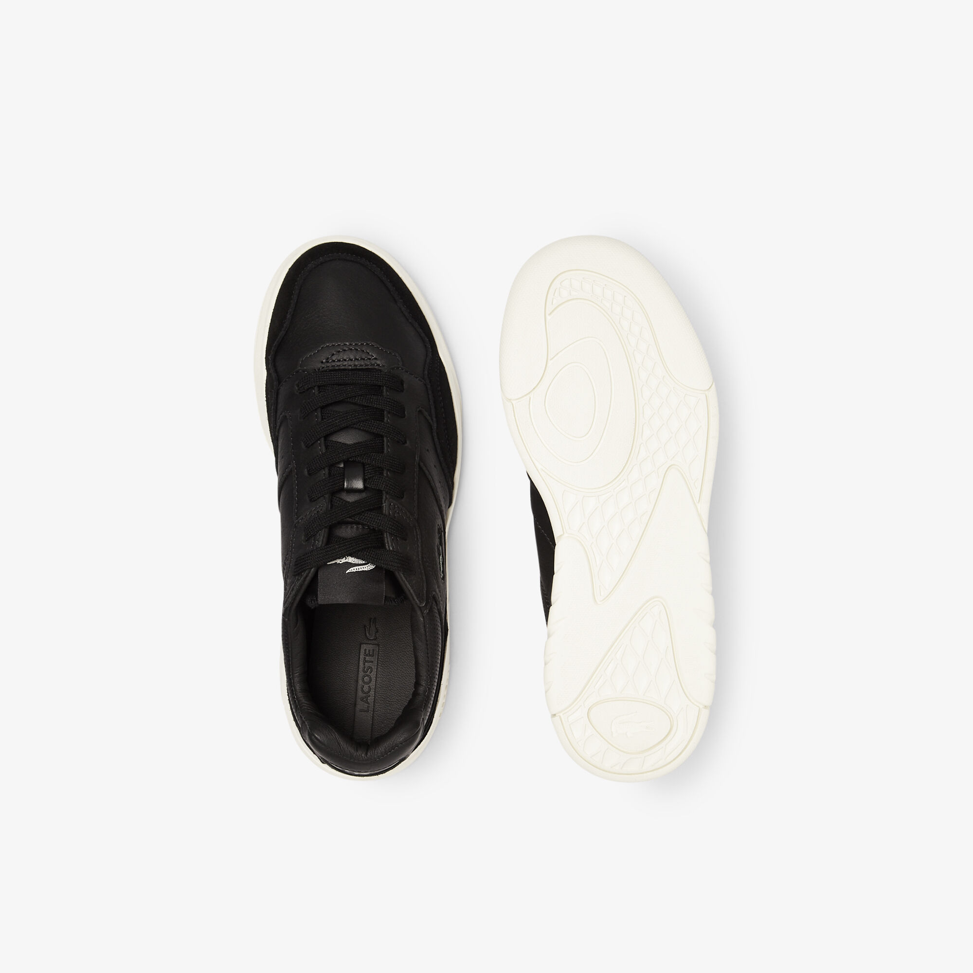 Men's Game Advance Luxe Leather and Suede Trainers