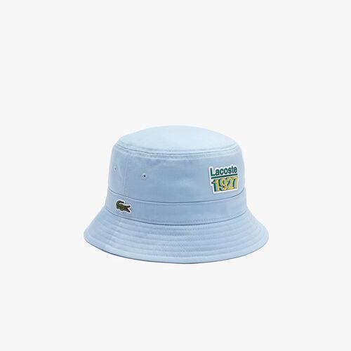 قبعة قطنية بشارة Lacoste العتيقة