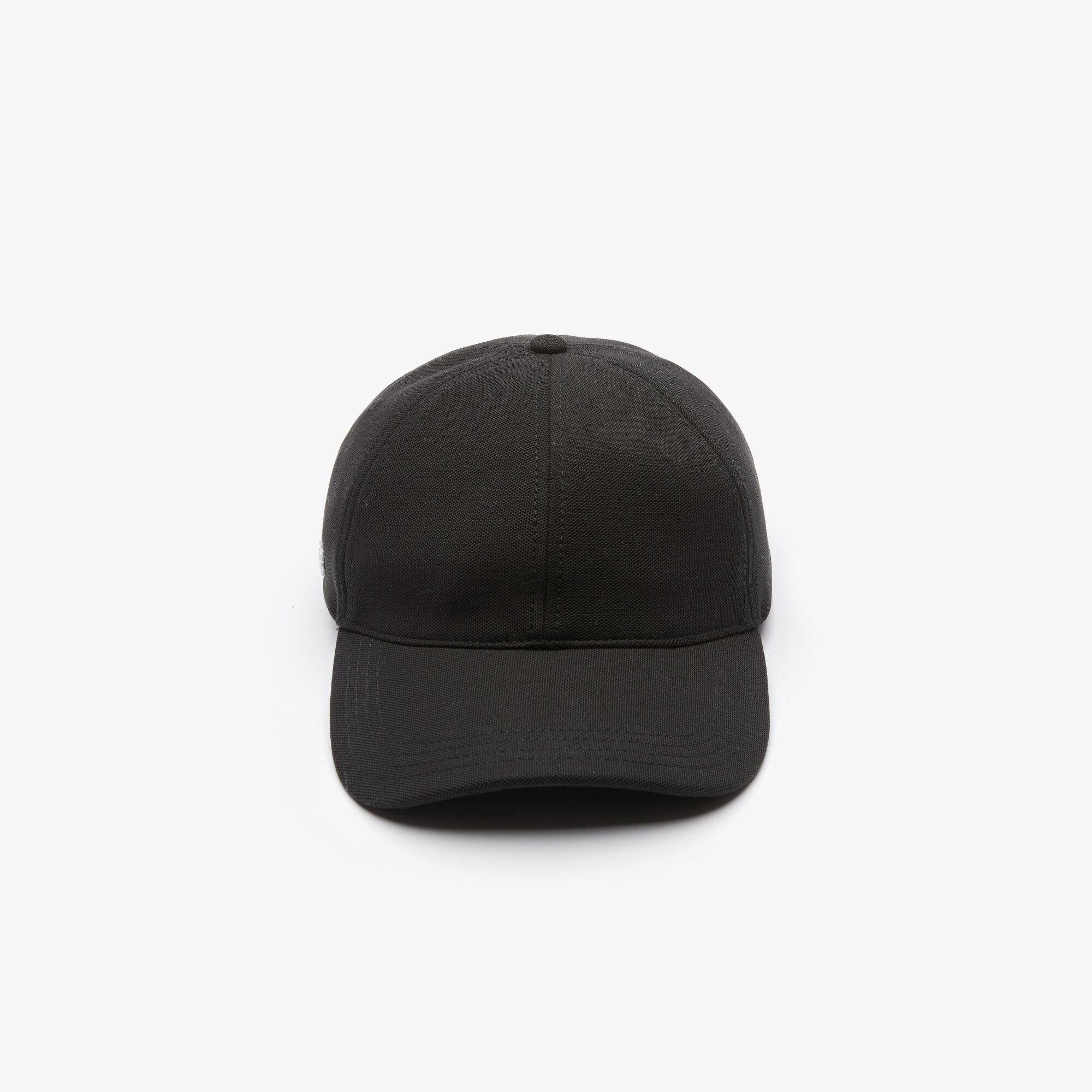 Men's Organic Cotton Piqué Cap
