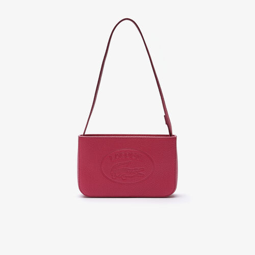 حقيبة باغيت جلد من Croco Crew للسيدات
